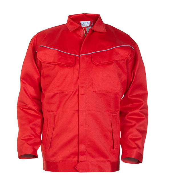 MUIDEN MULTI COTTON FLAME RETARDANT JACKET - HYD3461RE