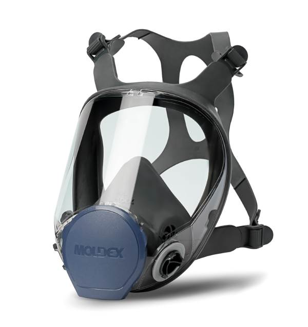 MOLDEX 9002 FULL FACE MASK MEDIUM - M9002