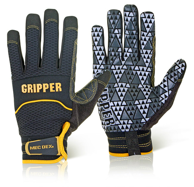 ROUGH GRIPPER MECHANICS GLOVE - MECPR-741