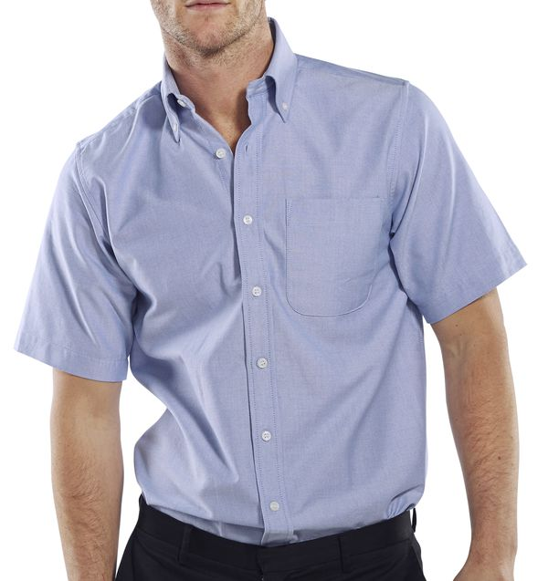 OXFORD SHIRT SHORT SLEEVE - OXSSS