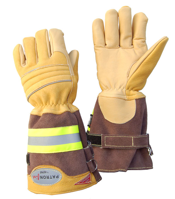 PATRON FIRE LONG CUFF ELK GLOVE - PATFLCELK