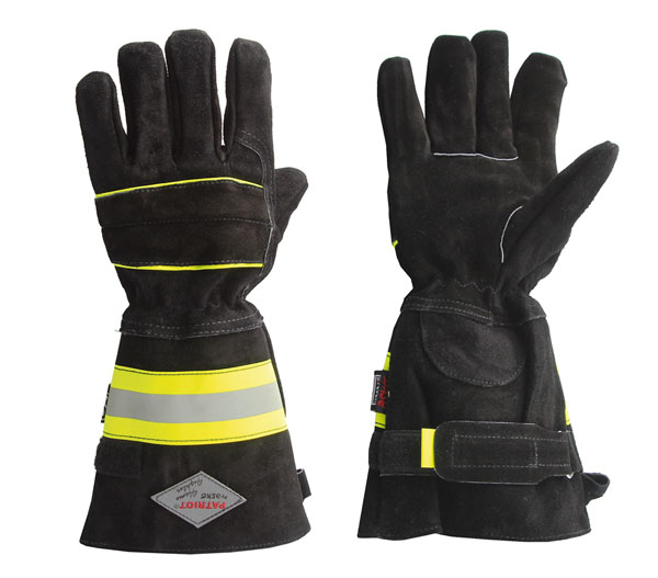 PATRIOT FLAME FIGHTER LONG CUFF GLOVE - PFFLC
