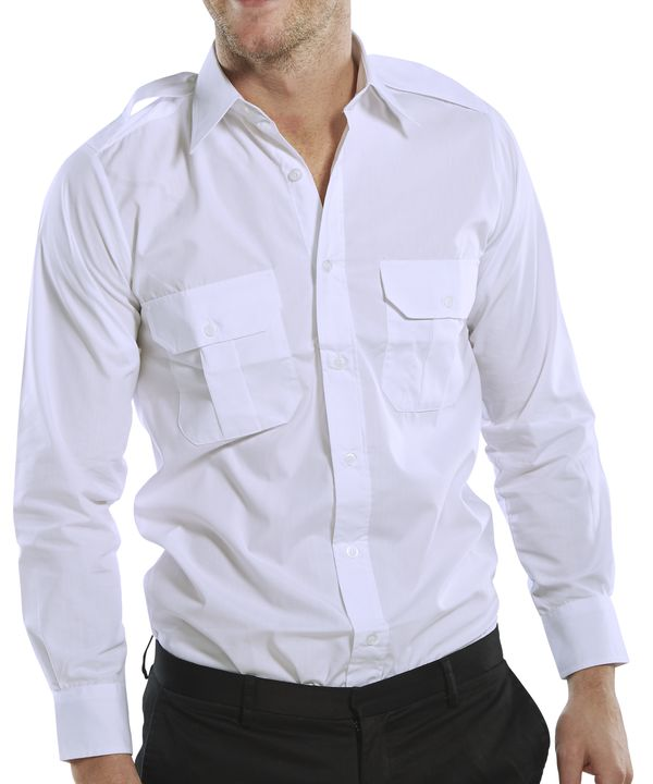 PILOT SHIRT LONG SLEEVE - PSLS