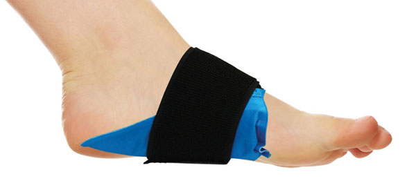 FOOT PAIN COLD PACK C/W BUILT IN COMPRESSION STRAP 6