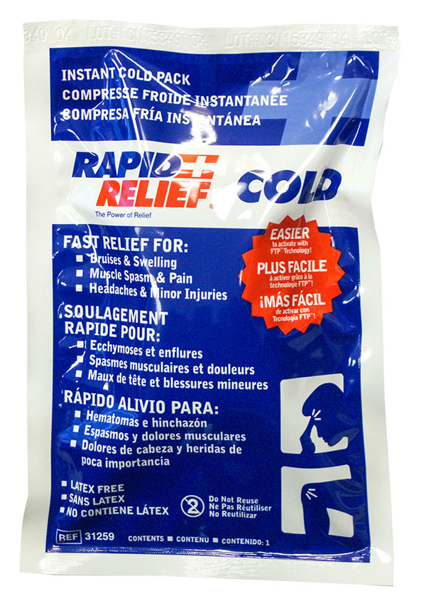 INSTANT COLD PACK LARGE 5
