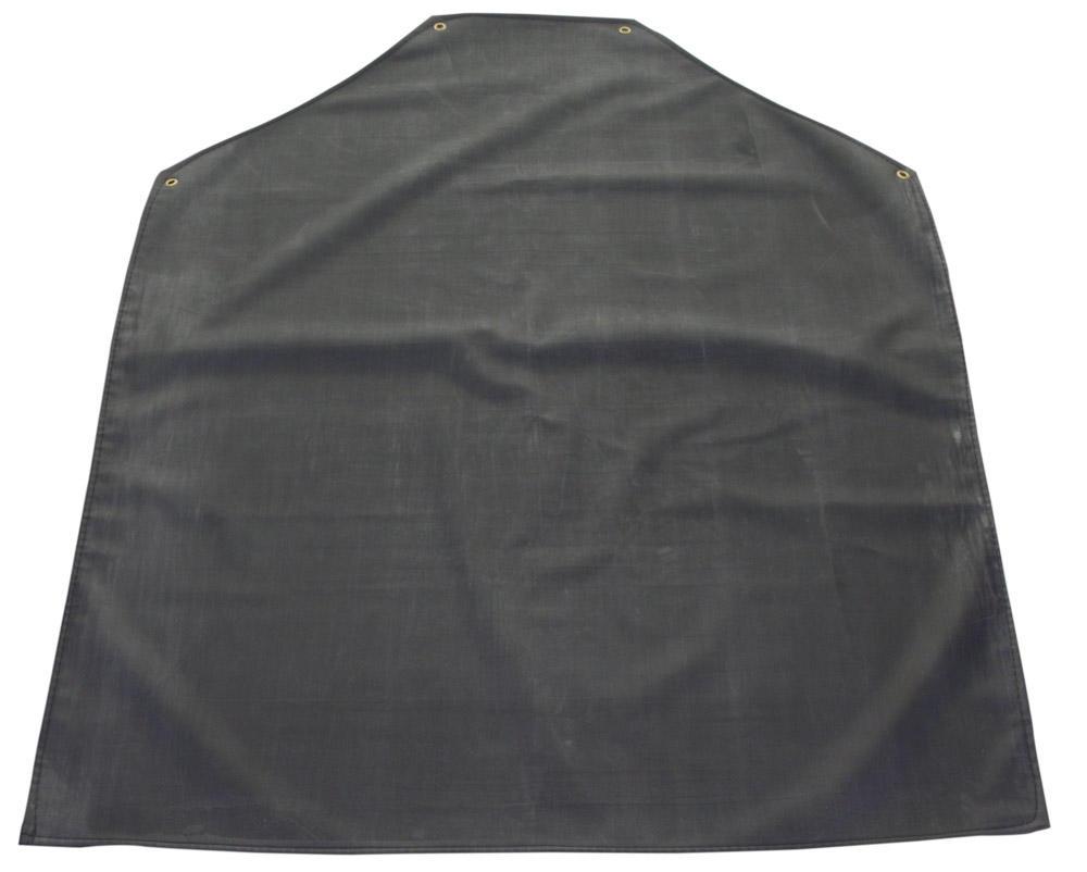 White rubber apron - Rubber Apron 42