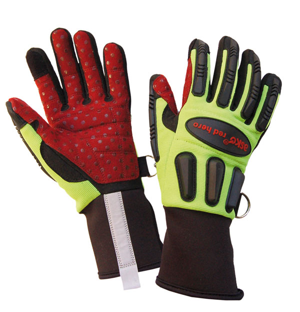 RED HERO GLOVE - RH