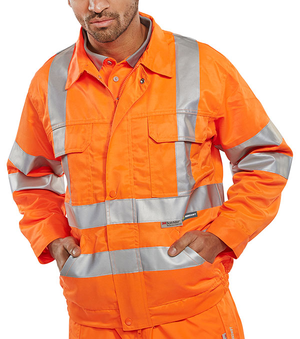 RAILSPEC JACKET - RSJ