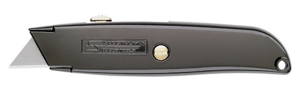 RETRACTABLE UTILITY KNIFE  - SN-195