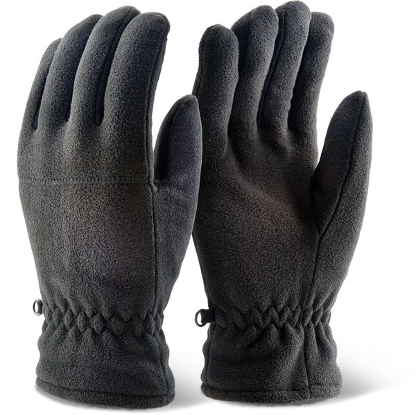 THINSULATE FLEECE GLOVE - THFLGBL
