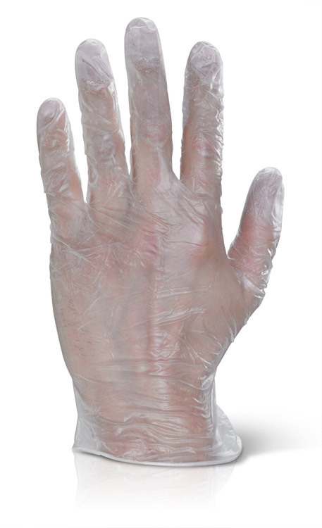 VINYL GLOVES POWDER FREE - VDGPF
