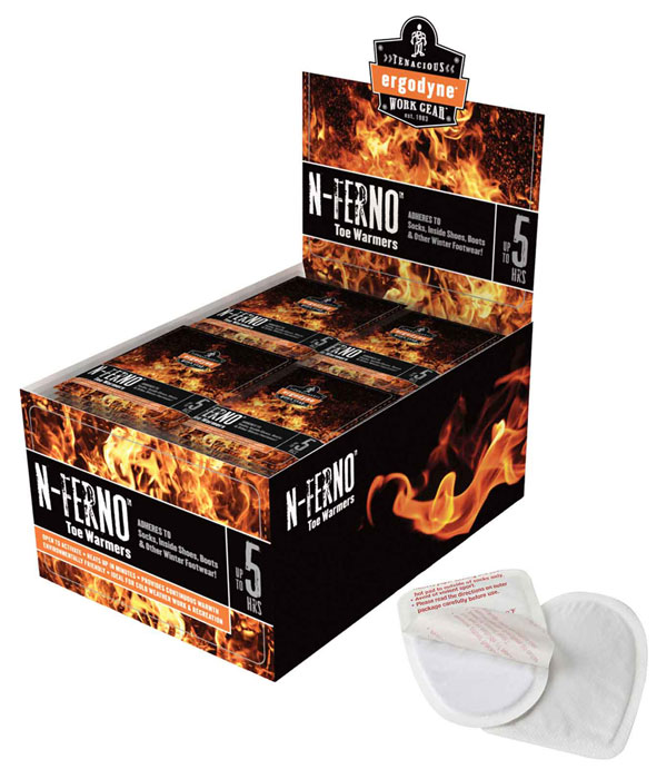 N-FERNO TOE WARMING PACKS  - EY6992