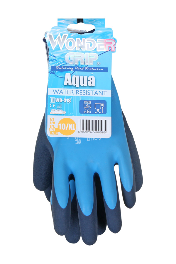 WONDER GRIP AQUA - WG318