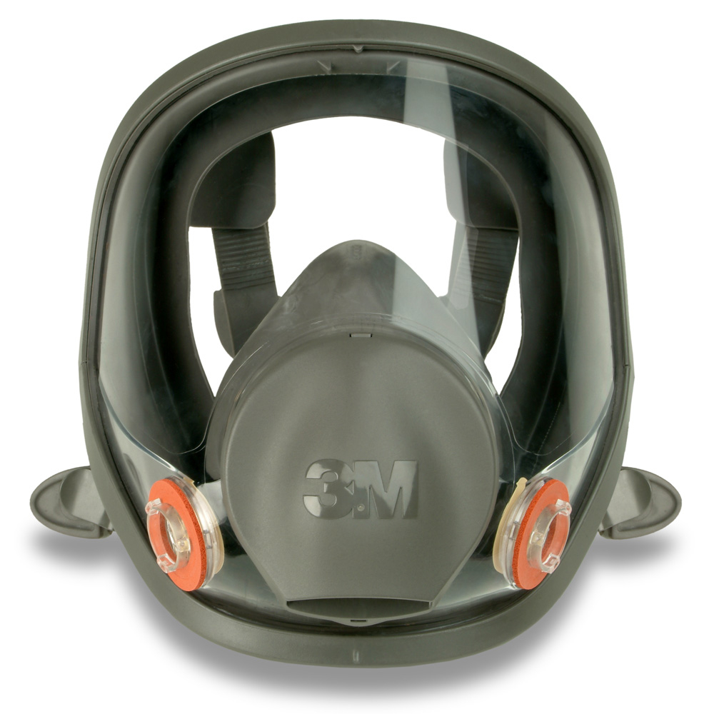 3M 6000 SERIES FULL FACE MASK - 3M6700S