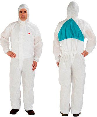 3M 4520 PROTECTIVE COVERALL - 4520