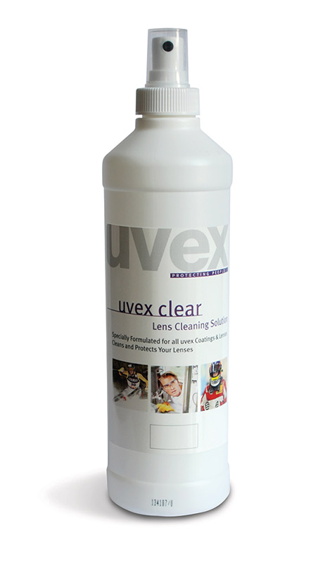 UVEX CLEANING FLUID - 9972-101