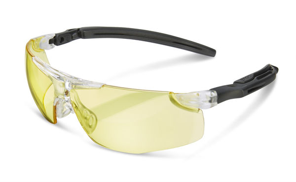 H50 ANTI-FOG ERGO TEMPLE SPECTACLES - BBH50