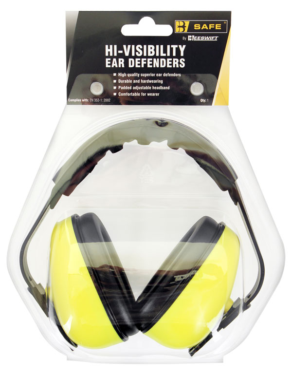 HI VISIBILITY EAR DEFENDER  - BS005