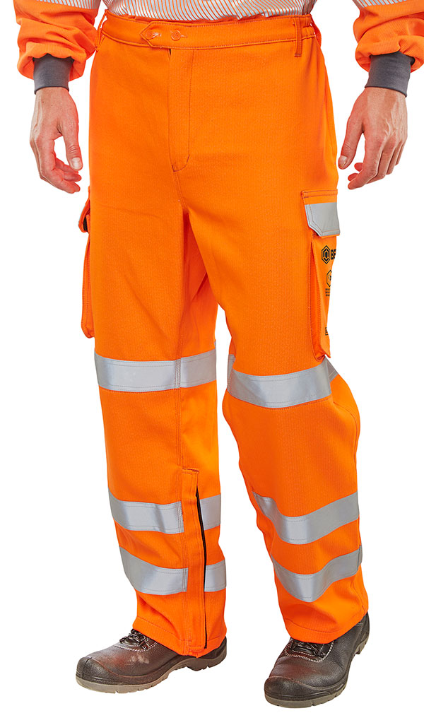 ORANGE ARC COMPLIANT RIS TROUSER - CARC152