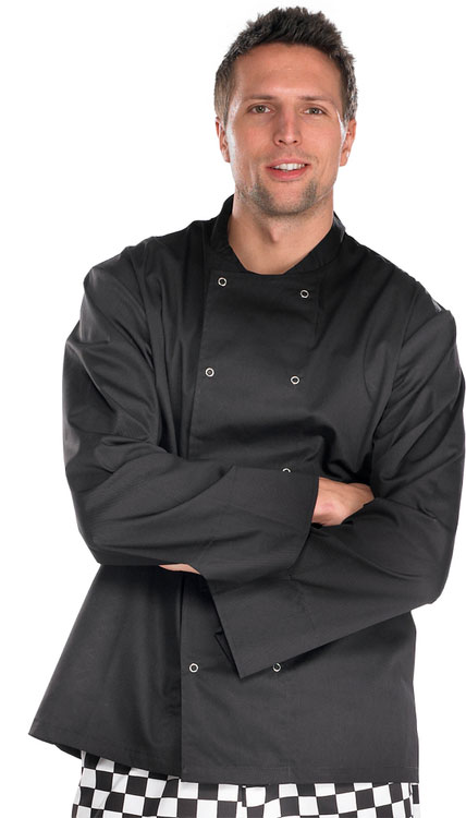 CHEFS JACKET LONG SLEEVE - CCCJLS