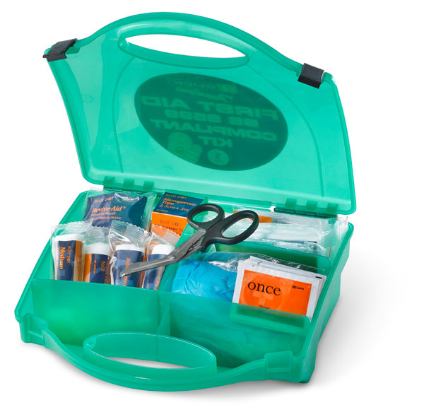 BS8599 SMALL FIRST AID KIT - CM0100