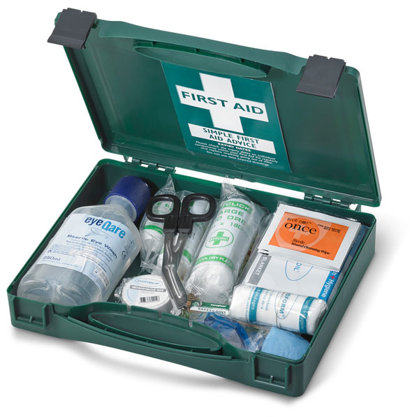 DELTA BS8599-1 TRAVEL FIRST AID KIT - CM1807