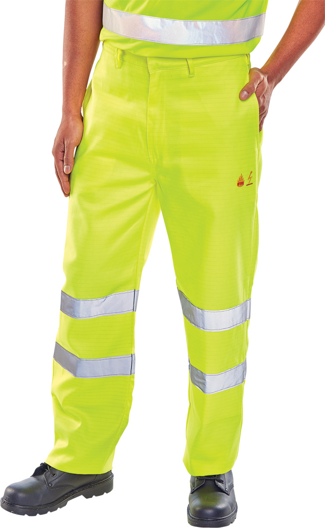 0493e9edfbc7 FIRE RETARDANT ANTI STATIC TROUSERS EN471 - CFRASTETSY