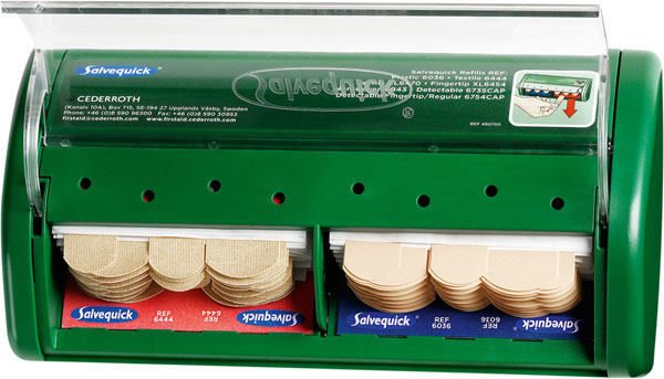 SALVEQUICK PLASTER DISPENSER - CM0540