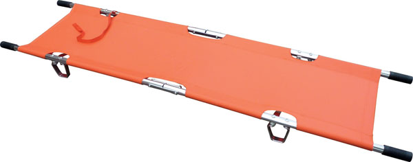 LIGHTWEIGHT TWO FOLD STRETCHER - CM1124