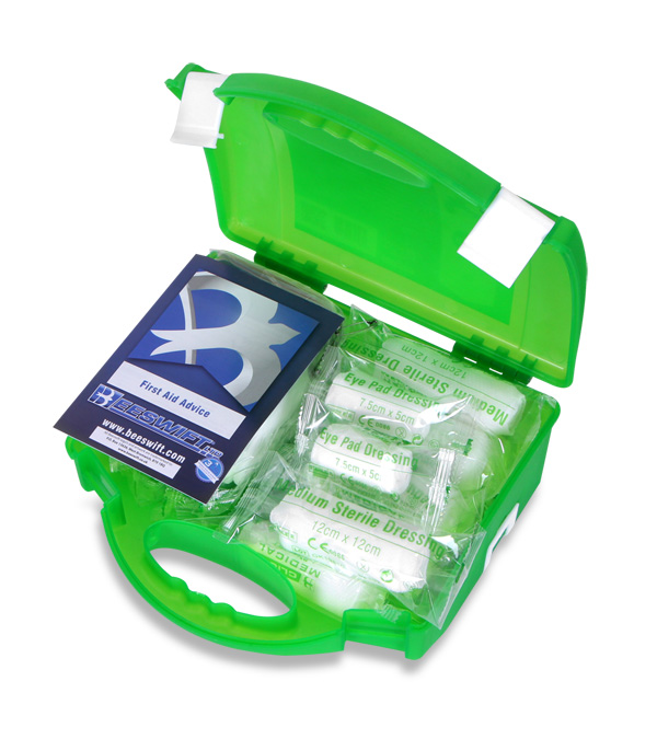 DELTA HSE 1-10 PERSON FIRST AID KIT - CM1801