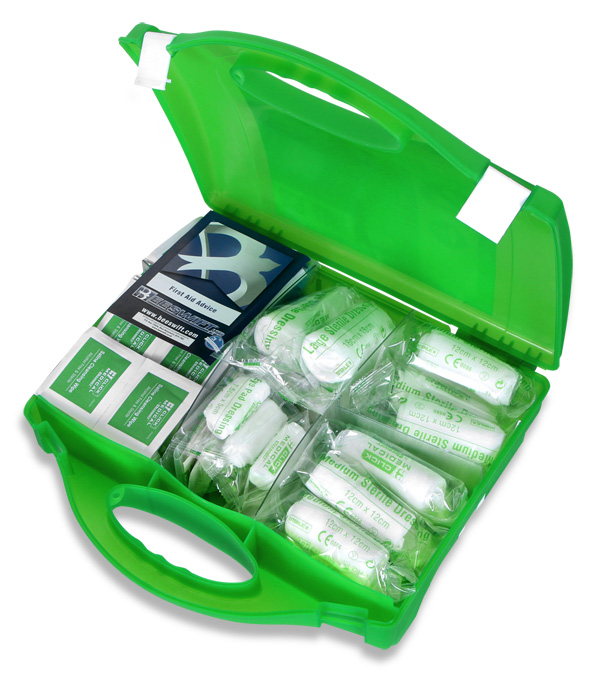 DELTA HSE 1-50 PERSON FIRST AID KIT - CM1803