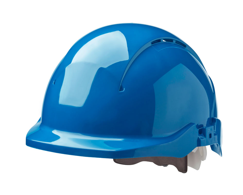 CONCEPT CORE REDUCED PEAK SAFETY HELMET - CNS08CLBRF