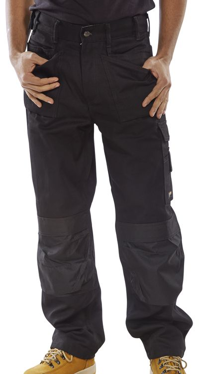 CLICK PREMIUM MULTI PURPOSE TROUSERS - CPMPTBL