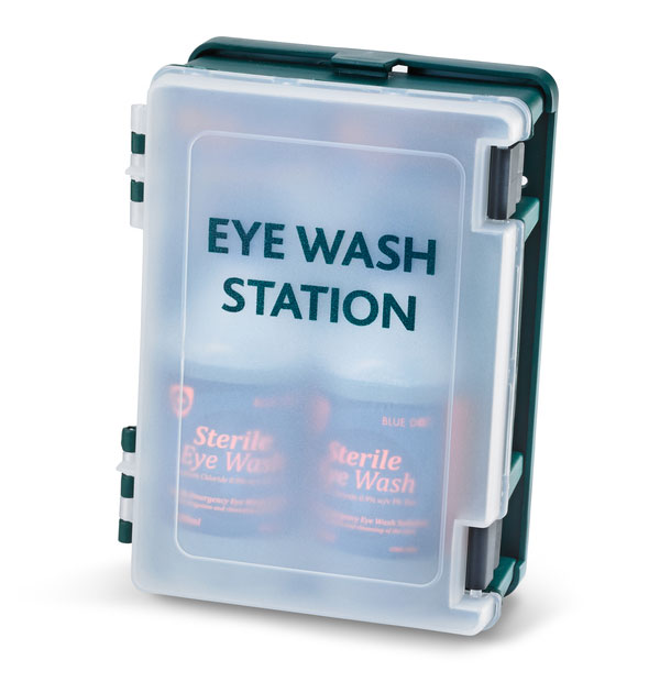 MOUNTABLE EYEWASH STATION 2X500ML - CM0700