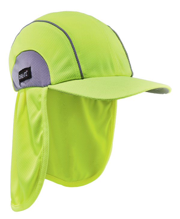HIGH PERFORMANCE HAT WITH SHADE - EY6650Y