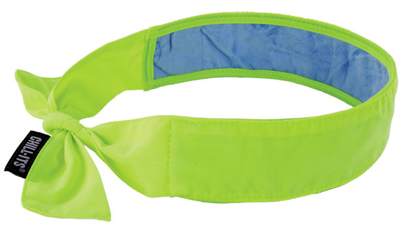 EVAPORATIVE COOLING BANDANA - EY6700