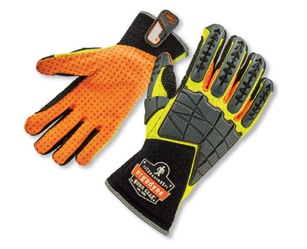ERGODYNE IMPACT REDUCING GLOVE - EY925
