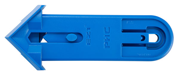 NEW AMBIDEXTROUS SAFETY CUTTER  - EZ-1