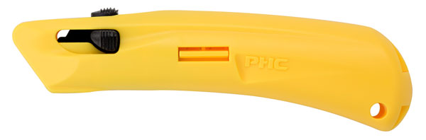 PLASTIC SPRING BACK SAFETY KNIFE - EZ-3