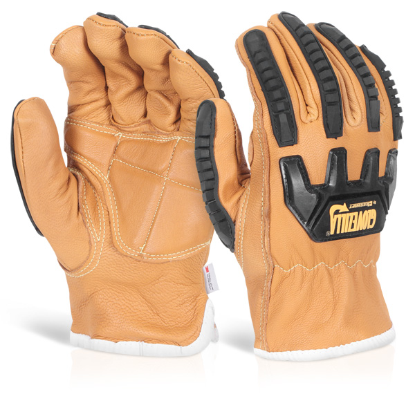 GLOVEZILLA IMPACT ARC FLASH THERMAL DRIVERS GLOVE - GZ84