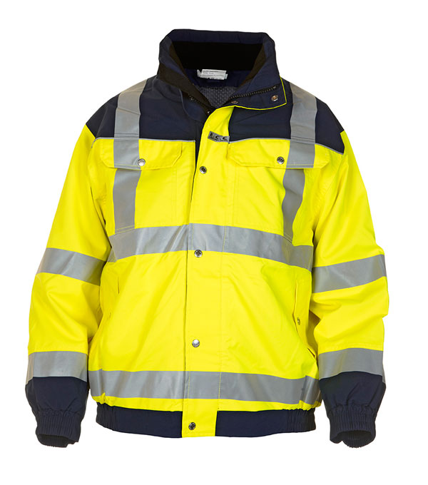 FURTH HIGH VISIBILITY SNS PILOT JACKET TWO TONE - HYD02159SYN