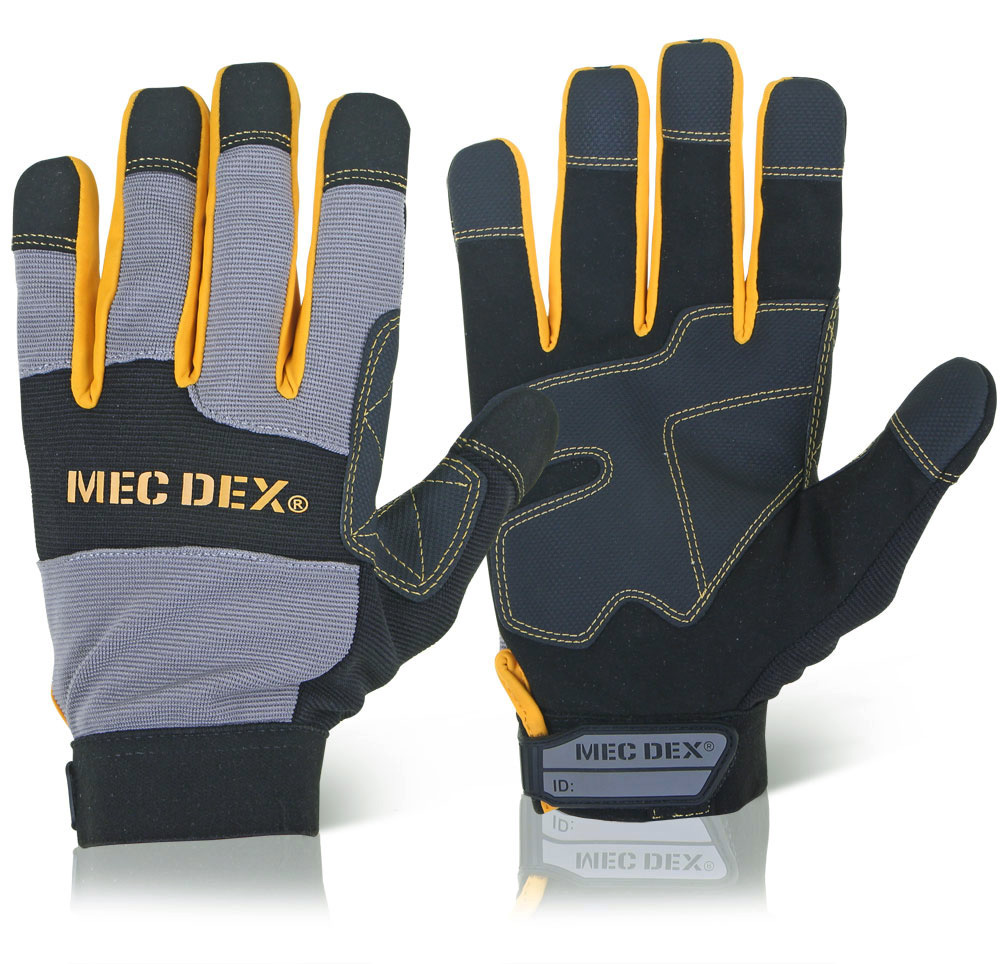 WORK PASSION IMPACT MECHANICS GLOVE - MECDY-713