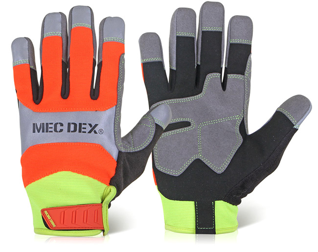 FUNCTIONAL PLUS IMPACT MECHANICS GLOVE - MECFS-713