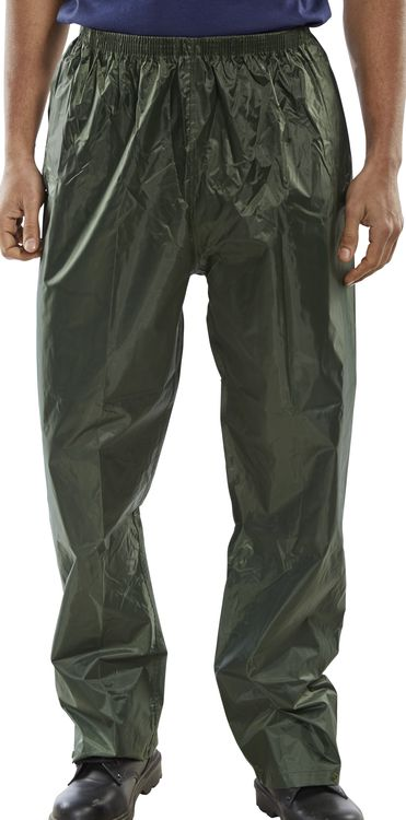 NYLON B-DRI TROUSERS - NBDTO