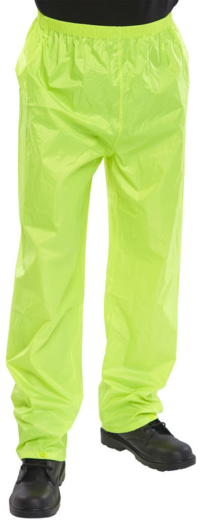 NYLON B-DRI TROUSERS - NBDTSY
