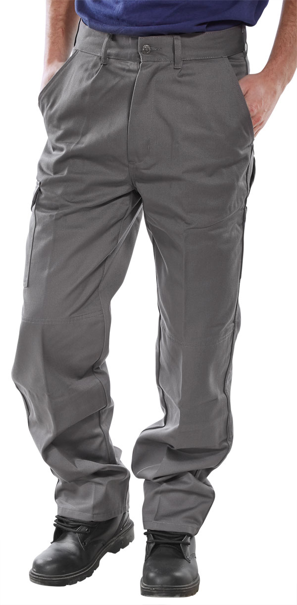 HEAVYWEIGHT DRIVERS TROUSERS - PCT9GY