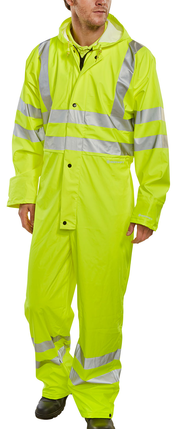 SUPER B-DRI BREATHABLE COVERALL - PUC471SY