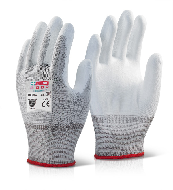 PU COATED GLOVES - PUGW
