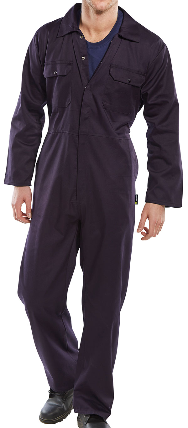 CLICK REGULAR BOILERSUIT - RPCBS