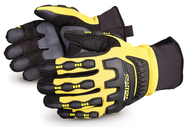 CLUTCH GEAR® IMPACT PROTECTION MECHANICS GLOVE - SUMXVSBFL